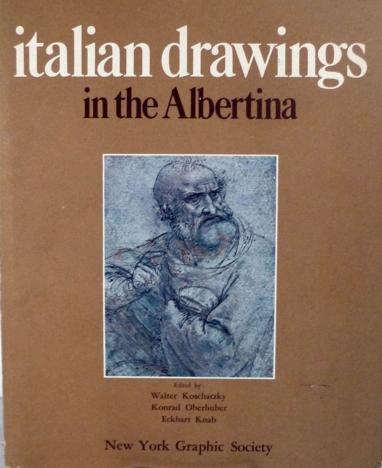 Italina Drawings in the Albertina. Walter Koschatzky.