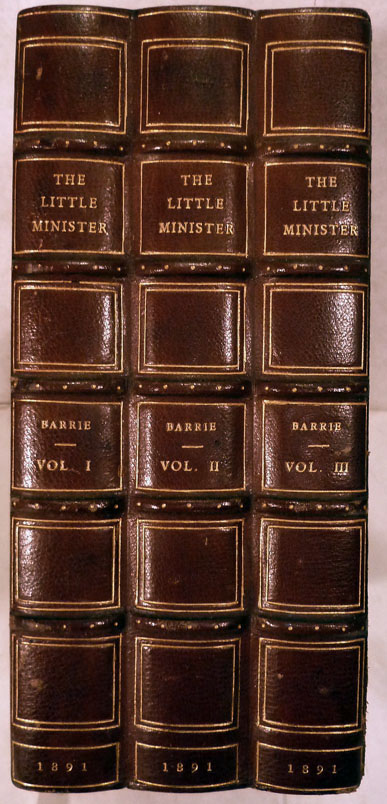 The Little Minister. James M. Barrie.
