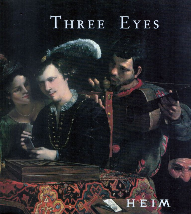 Three Eyes The Old Master painting from different view points. Michael Bellamy.