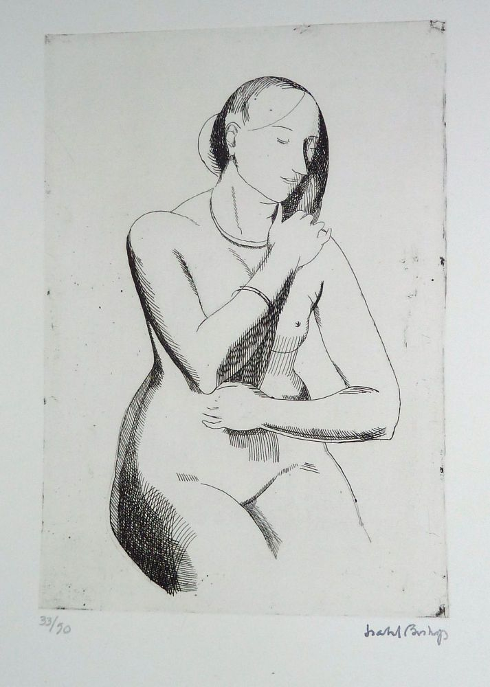 Eight Etchings 1925-1931. Isabel Bishop.