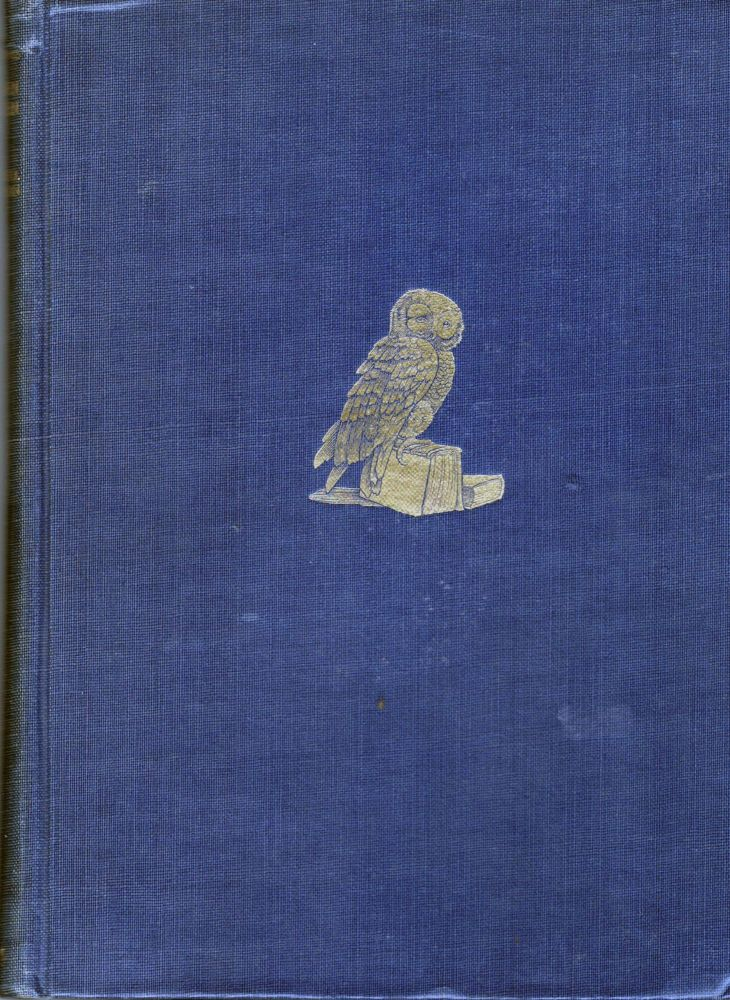 An Iconography of the Engravings of Stephen Gooden. Campbell Dodgson.