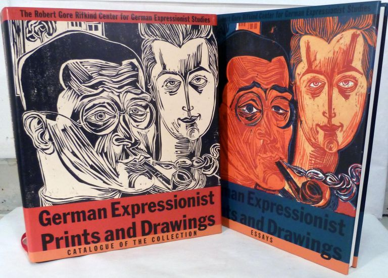 German Expressionist Prints and Drawings; The Robert Gore Rifkind Center for German Expressionist Studies. Bruce Davis.