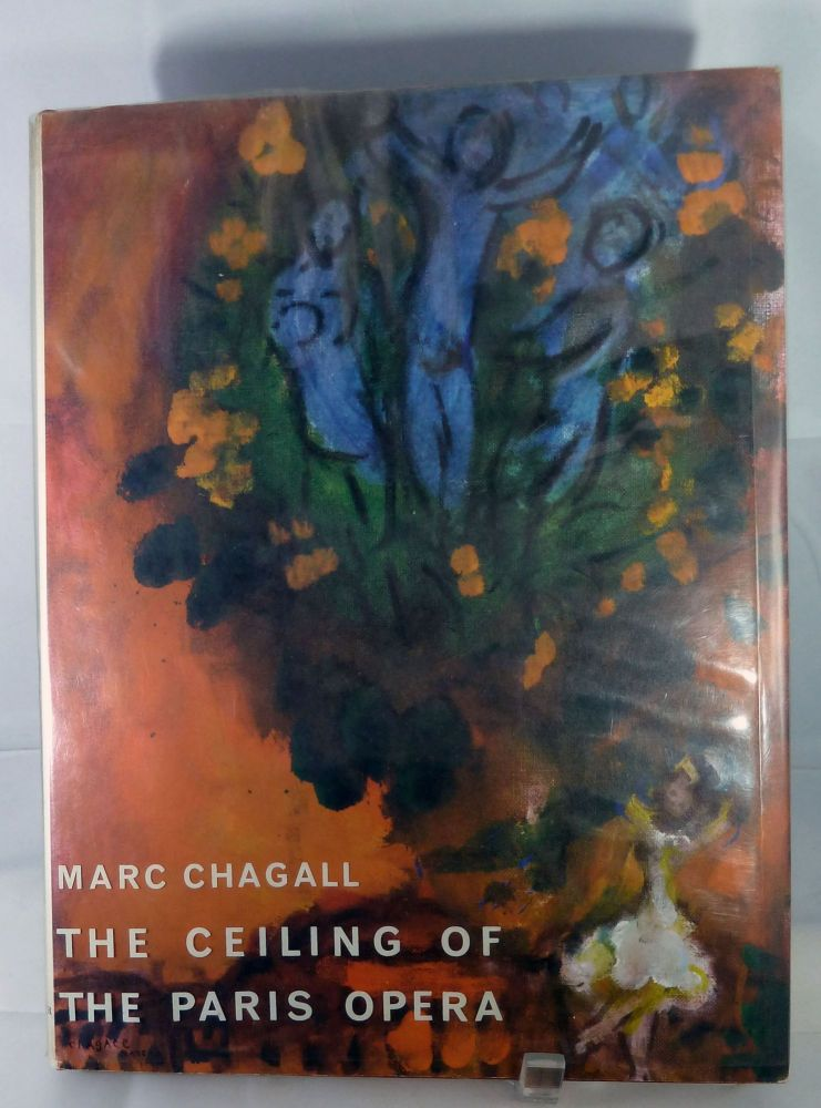 The Ceiling of The Paris Opera By Jacques Lassaigne; Sketches Drawings and Paintings. Marc Chagall.