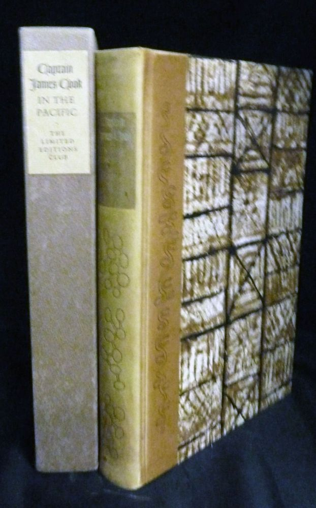 The Explorations Of Captain James Cook In The Pacific As Told By Selections Of His Own Journals 1768-1779; Edited by A. Grenfell Price * Illustrated by Geoffrey C. Ingleton. Cook, James Captain.