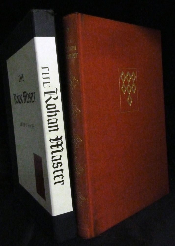 The Rohan Master A Book Of Hours; Bibliotheque Nationale , Paris (M.S. Latin 9471) Introduction and Commentaries By Marcel Thomas. Millard Meiss, Introduction.