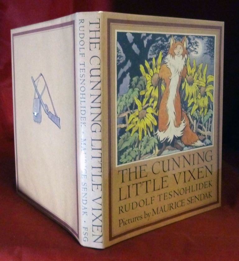 The Cunning Little Vixen by Rudolf Tesnohlidek. Maurice Sendak.
