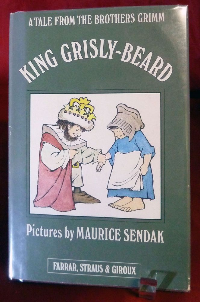 King Grisly-Beard; Translated by Edgar Taylor. Maurice Sendak.