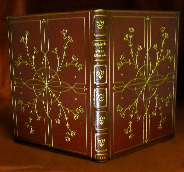 The Rubaiyat Of Omar Khayyam; A Variorum Edition Of Edward Fitzgerald's Rendering Into English Verse Edited by Frederick H. Evans. Edward Fitzgerald.