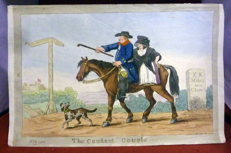 The Constant Couple. London. S. Fores.