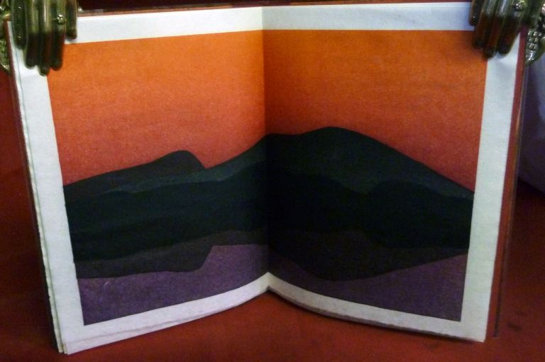 Seasons Seven Poems by Kenneth A. Lohf; with a color relief print by Claire Van Vliet. Claire Van Vliet.