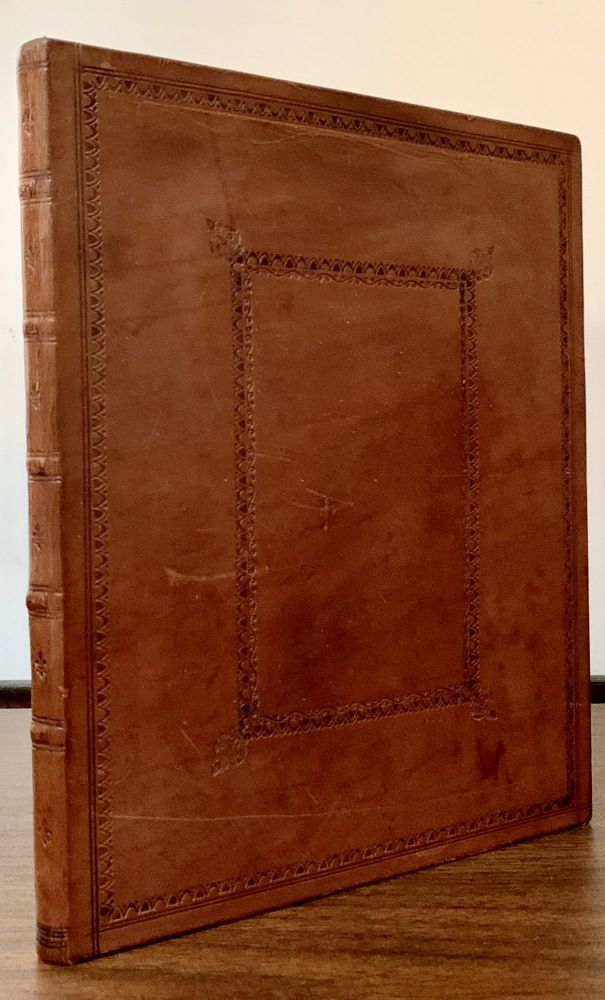 A Complete And Useful Book Of Cyphers; wherein The various Combinations of the Alphabet are Ornamentally disposed In The Present Taste; Beautifully Engraved on Twenty-four Copper Plates; Also a Print of the Emperor Charlemagne's Crown. John Russell.