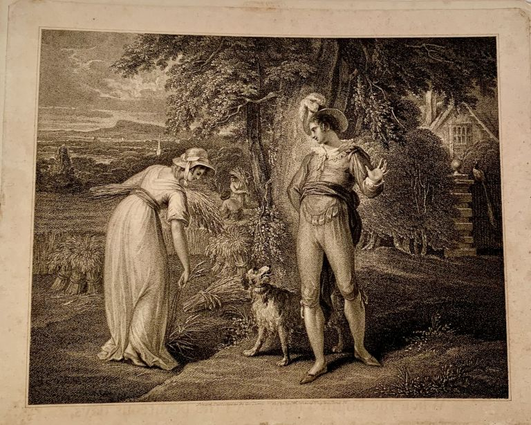 The Act Directs. 18th Century Print.