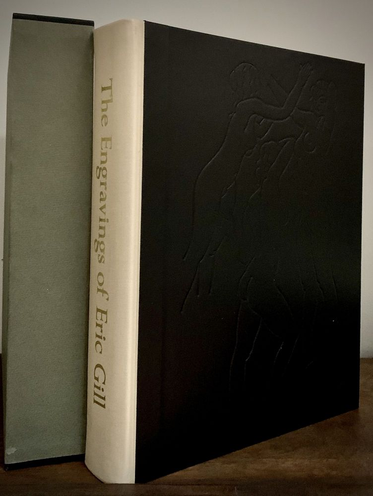 The Engravings of Eric Gill. Christopher Skelton.