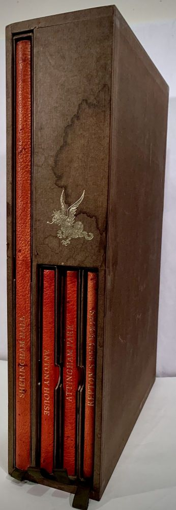 The Red Books Of Humphry Repton. Humphry Repton.