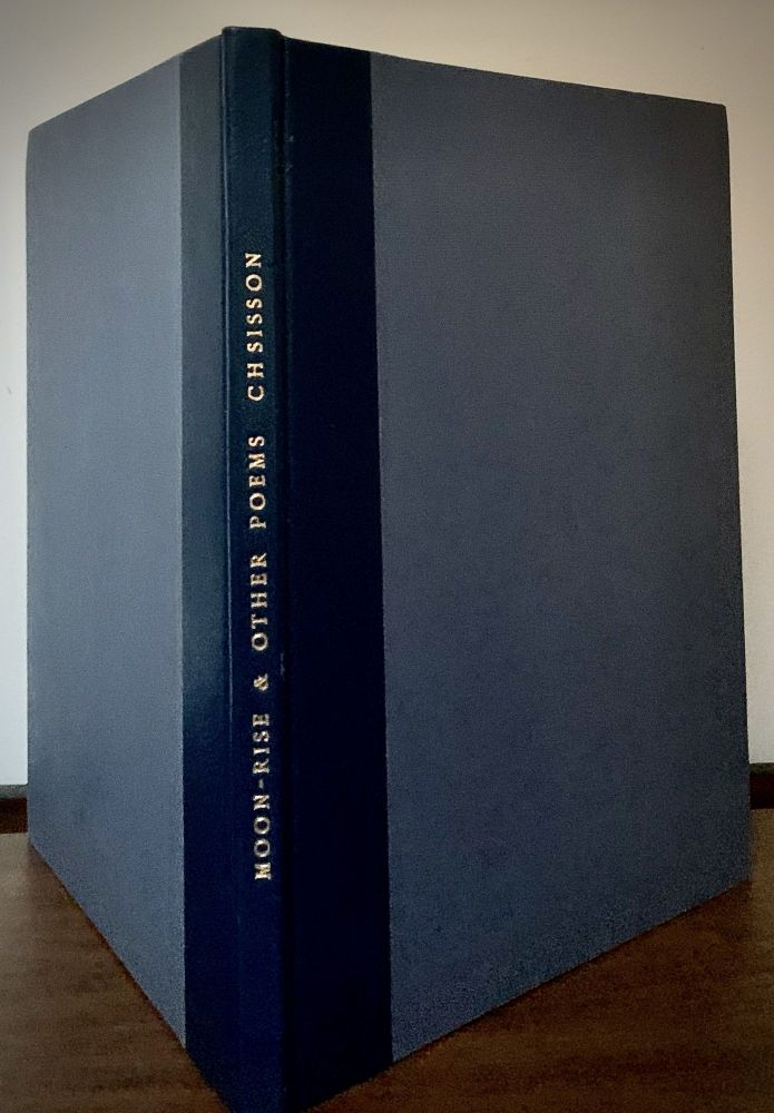 Moon-Rise & Other Poems; Illustrated by Gerald Woods. C. H. Sisson.