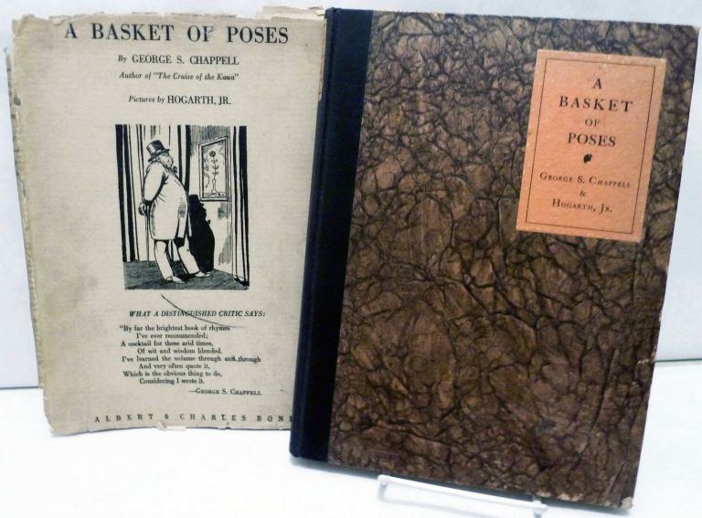 A Basket of Poses by George S. Chappell. Rockwell Kent, Illustrator.