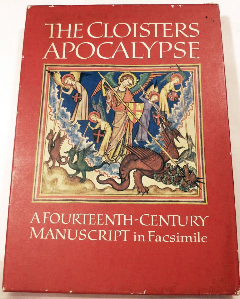 The Cloisters Apocalypse An Early Fourteenth-Century Manuscript in Facsimile. N. Y. Metropolitan Museum of Art.