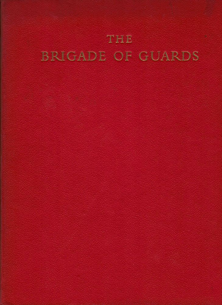 The Brigade of Guards on Ceremonial Occasions. Henry Legge-Bourke.