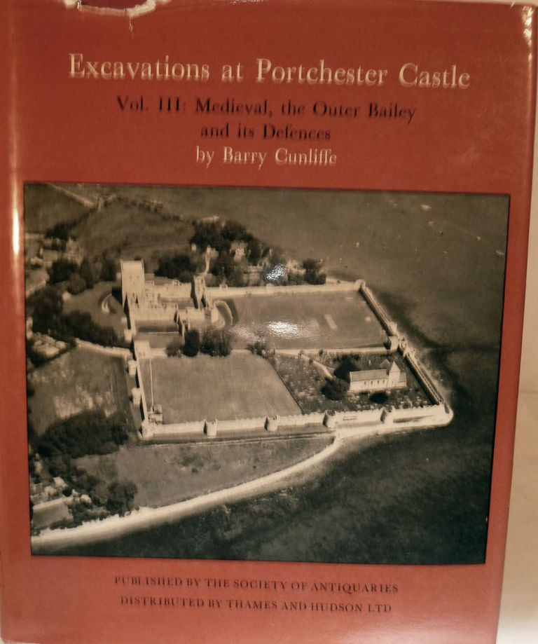 Excavations at Portchester Castle Volume III: Medieval, the Outer Bailey and its Defences. Barry Cunliffe.