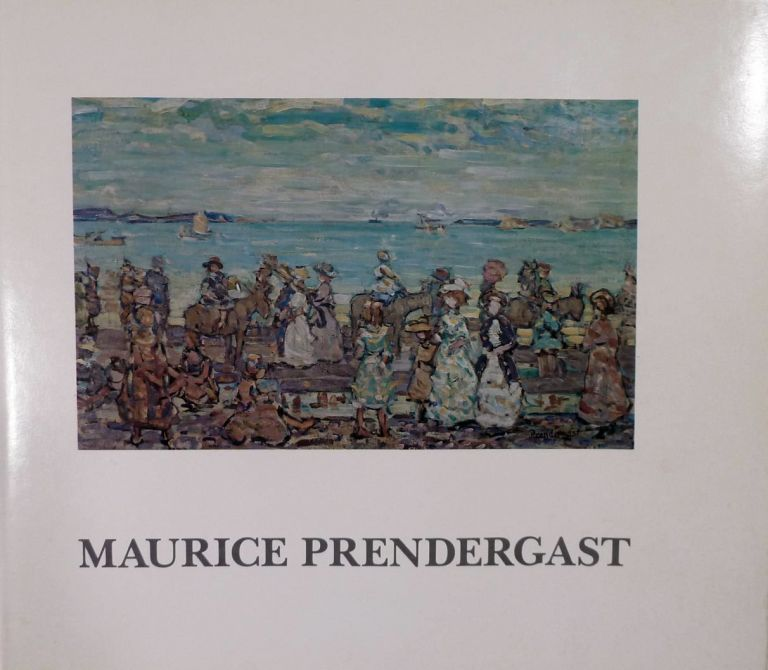 Maurice Prendergast Art of Impulse and Color. Eleanor Green.
