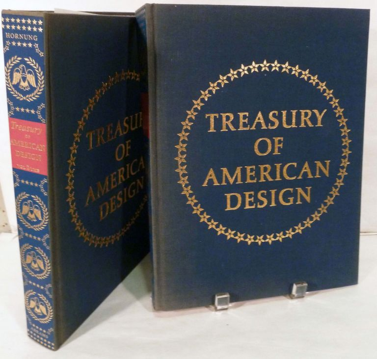 Treasury of American Design. Clarence P. Hornung.