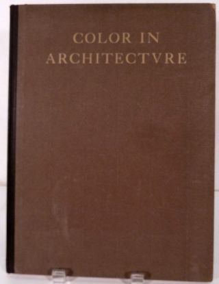 Color in Architecture. F. S. Laurence.