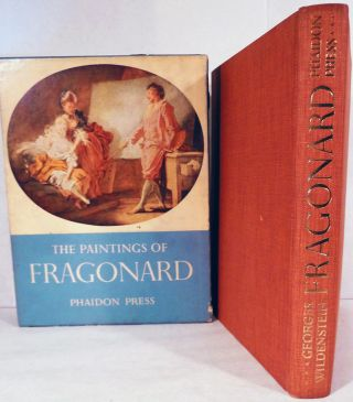 The Paintings of Fragonard. Complete Edition. Georges Wildenstein.