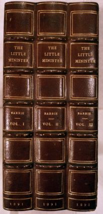 The Little Minister. James M. Barrie