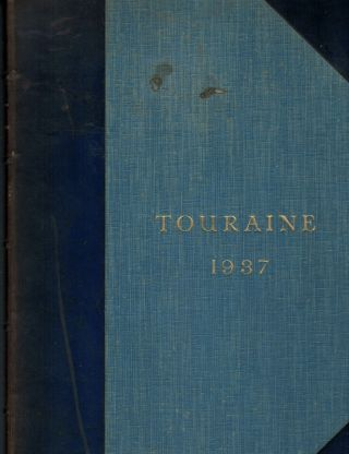 Touraine The garden of France. V. Guignard