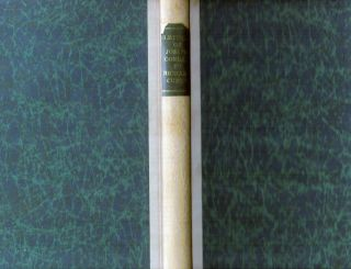 Letters Joseph Conrad To Richard Curle; Edited With An Introduction And Notes by R.C. Richard Curtle