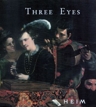 Three Eyes The Old Master painting from different view points. Michael Bellamy