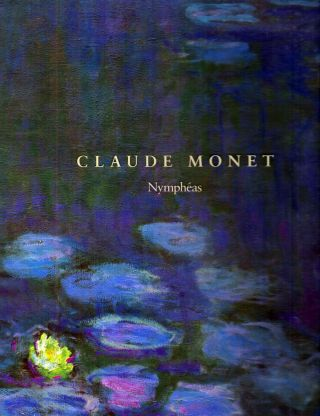 Claude Monet Nympheas. Claude Manet