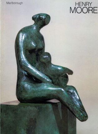 Henry Moore 85th Birthday Exhibition Stone Carvings - Bronze Sculptures - Drawings. Henry Moore