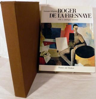 Roger De La Fresnaye with a catalogue raisonne. Germain Seligman.