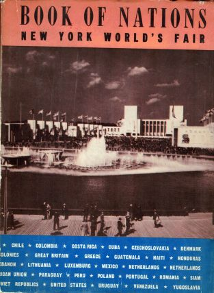 Book Of Nations; New York World's Fair. William Bernbach, Herman Jaffe