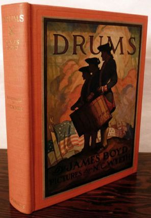 Drums by James Boyd. N. C. Wyeth, Illustrator.