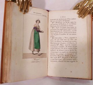 Almanach Des Spectacles for the Year 1818. Paris. Chez Janet.
