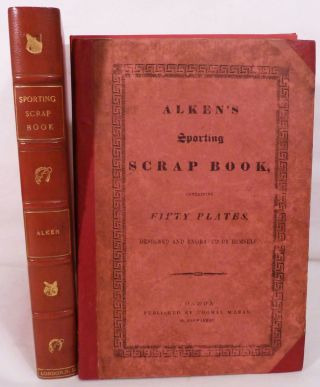 Sporting Scrap Book. Henry Alken.