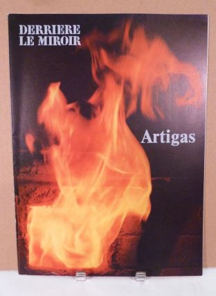 Derriere Le Miroir. No. 181, November 1969. Llorens Artigas, Paris. Derriere Le Miroir.