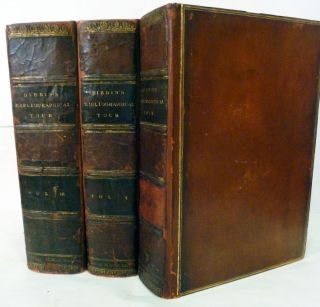 A Biographical Antiquarian and Picturesque Tour In France And Germany. Thomas Frognall Dibdin