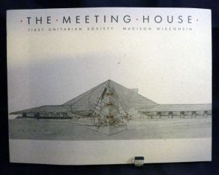 The Meeting House Heritage And Vision. Mary Jane Hamilton.