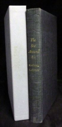 The Sea Around Us; With an Introduction by Maitland A. Edet * Illustrated with photographs by...