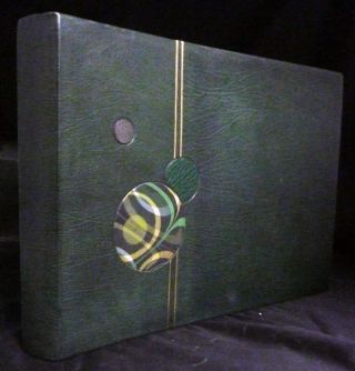 Late 20th Century. Binding