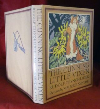 The Cunning Little Vixen by Rudolf Tesnohlidek. Maurice Sendak