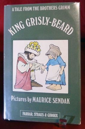 King Grisly-Beard; Translated by Edgar Taylor. Maurice Sendak