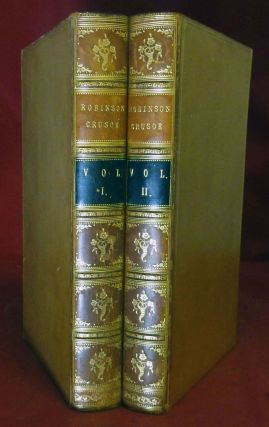 The Life And Adventures Of Robinson Crusoe; Embellished With Engravings From Designs By Thomas...