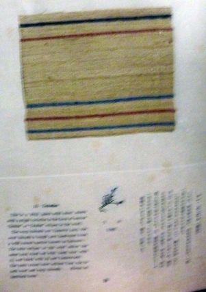 "Nippon Hand Weaves In ""Kusakizome"" Dyes"