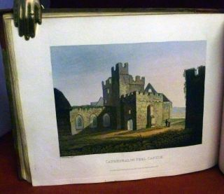 British Castles; A Compendious History Of The Ancient Military Structures of Great Britain.; Illustrated By Numerous Views Of Some Of The Most Interesting Castles In Great Britain