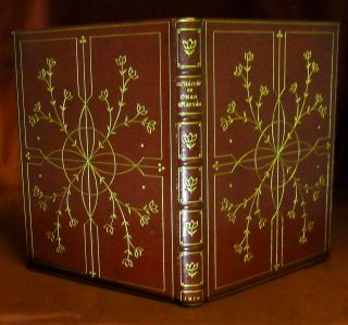 The Rubaiyat Of Omar Khayyam; A Variorum Edition Of Edward Fitzgerald's Rendering Into English...