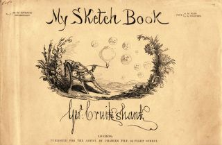 My Sketch Book. George Cruikshank